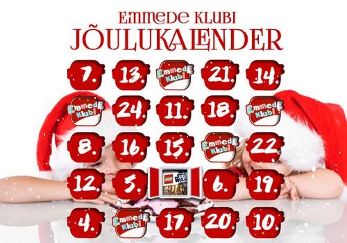 Emmede Klubi jõulukalender: 9. detsember