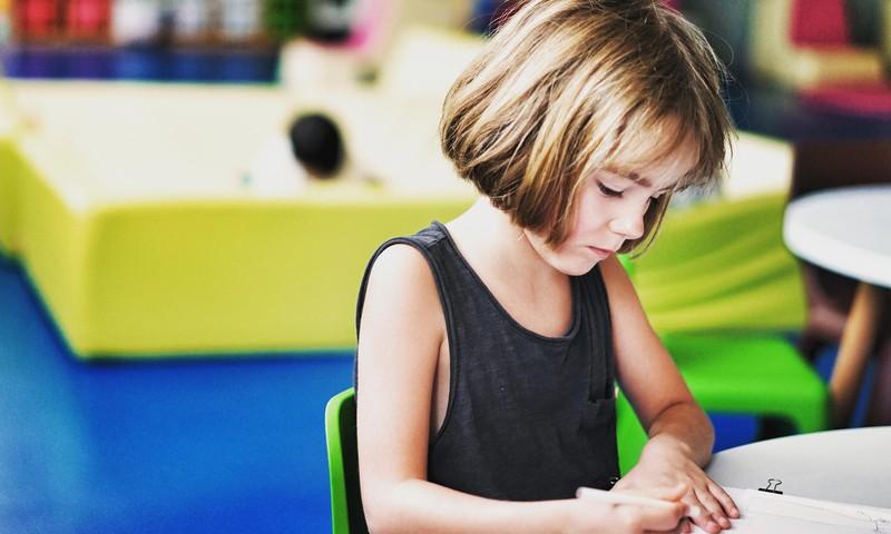 Lapse arenguetapid: 6-11-aastane