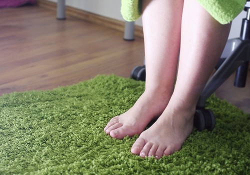 Käte ja jalgade paistetus raseduse ajal on normaalne