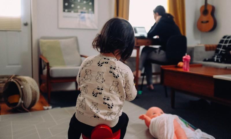 Kõik lapsed jälle kodus! Nõuanded, kuidas olukorraga toime tulla
