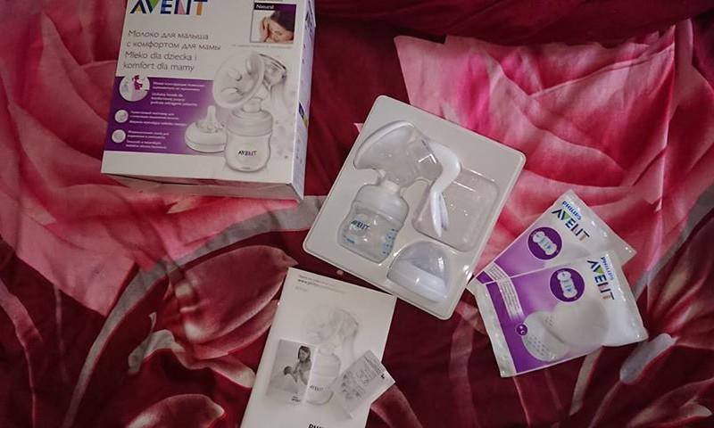 Emmede Klubi lugejad testivad: Philips Avent manuaalne rinnapump II