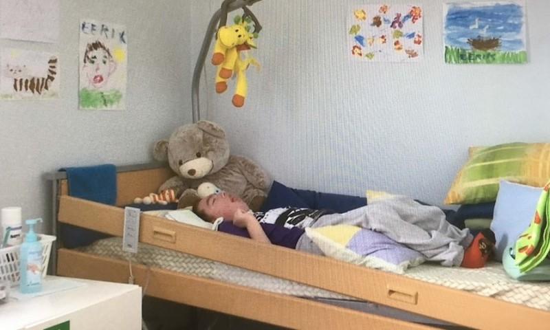 Erakordselt suure hoolduskoormusega laps vajab annetajate tuge