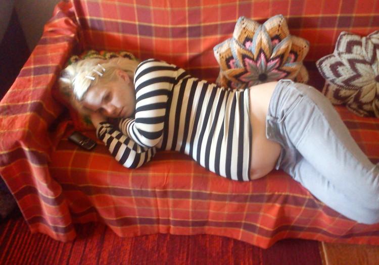 Minu kõht raseduse ajal