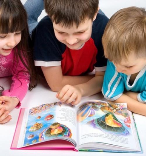 Nippe, kuidas tekitada lapses lugemishuvi