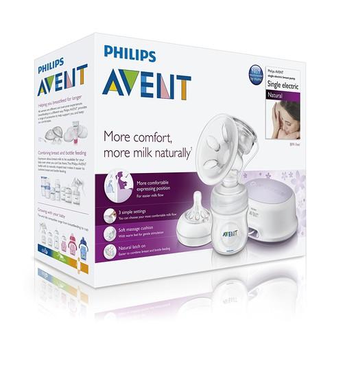 Emmede Klubi lugejad testivad: Philips Avent rinnapumbad