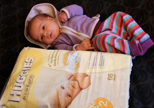 SABINA: Huggies ® Newborn - meie pere lemmikud