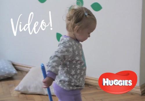 VIDEO: Kõndima õppimine - millal on õige aeg?