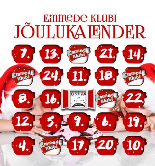 Emmede Klubi jõulukalender: 15. detsember