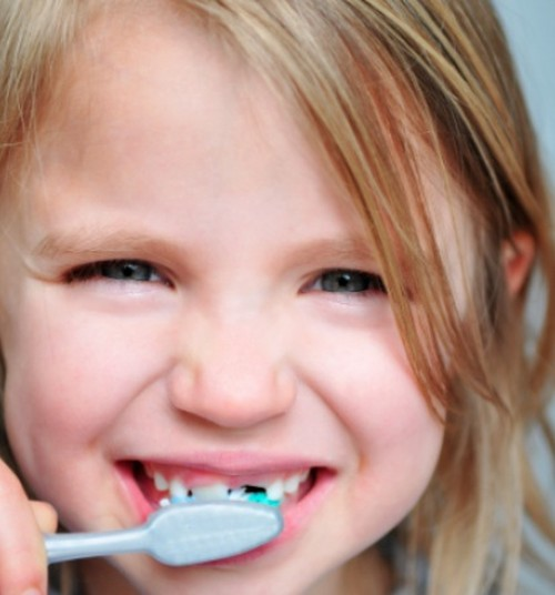 Kuidas hoolitseda laste suuhügieeni eest?