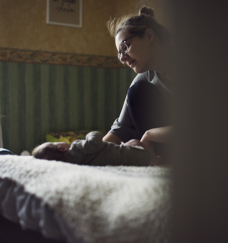 Anette rasedusblogi: Füüsiline liigutamine
