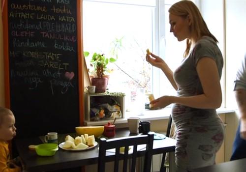 VIDEO! Beebipäevik: Rasedusaegne toitumine