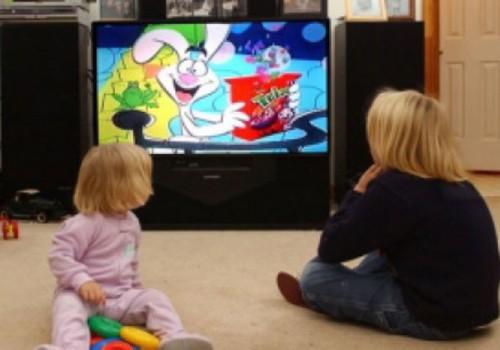 Kas televiisor on väikestele lastele kahjulik?