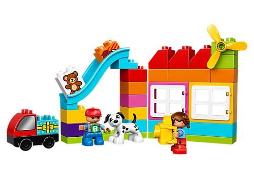 3 Lego Duplo XL komplekti võitjat selgunud!