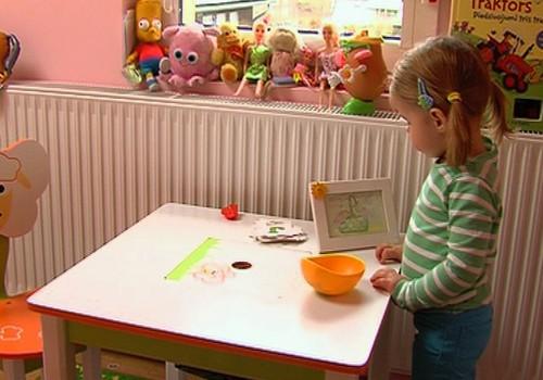 Kuidas lapsele lauda ja tooli valida?