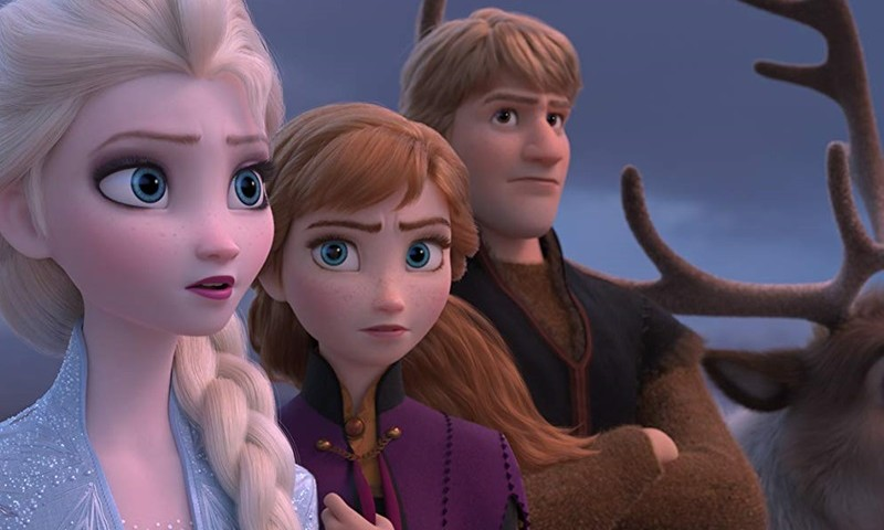 Frozen II annab väikestele poistele sõnumi, mida nad vajavad