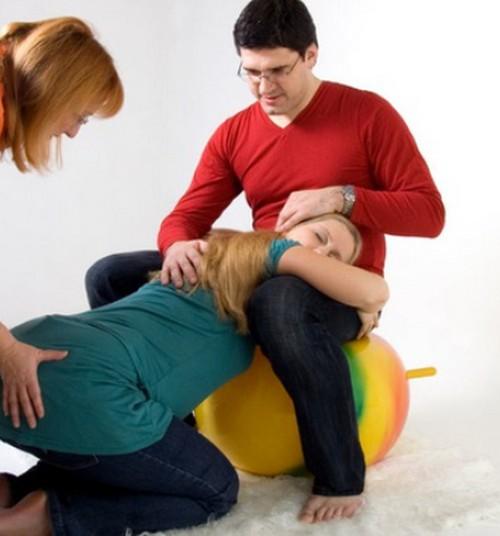 Partner või tugiisik sünnitusel