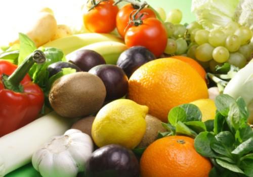 Hea tervise saladus? Kümme peotäit puu- ja köögivilju päevas!