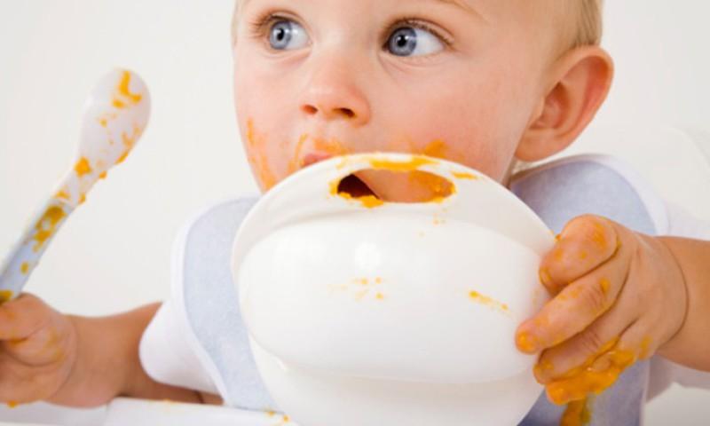 Milline on lapsele paras toiduportsjon? Vaata pilte!