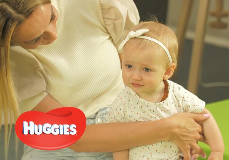 Sinu üheksakuune laps | HUGGIES® arengukalender
