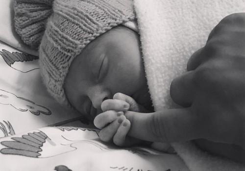 Sünnilugu: Kuidas Armin siia ilma sai