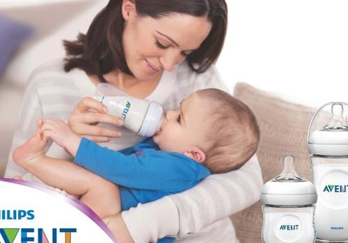 Kaheksakuuse poisikluti ema arvustab: Philips Avent Natural lutipudel
