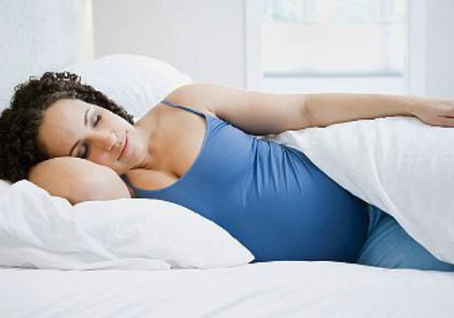 Magamisasendid raseduse ajal