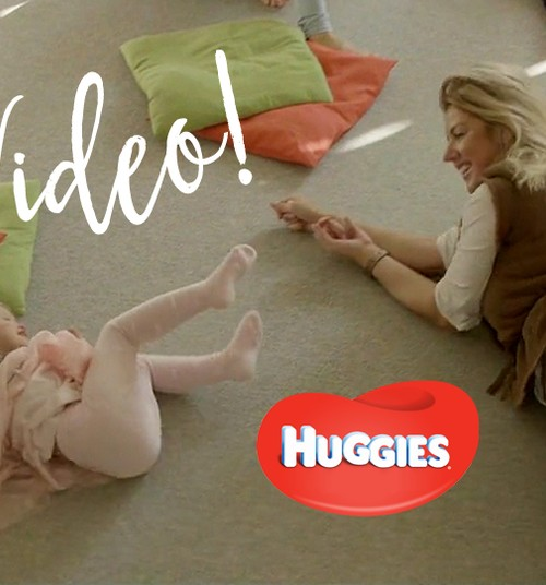 VIDEO! Ema ja lapse vaba tants - kuidas see käib?