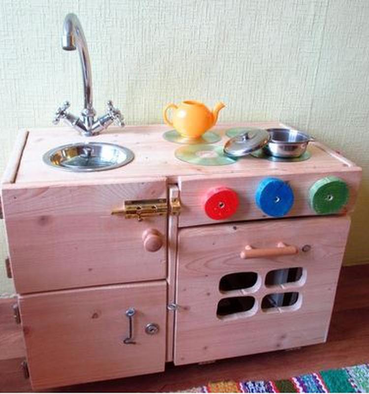 Pisikeste kokkade päris oma köök!