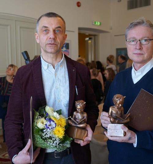 Selgusid Eesti lastekirjanduse parimad