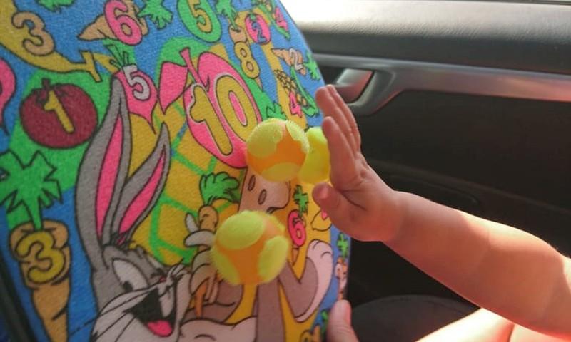 Marise blogi: Kuidas muuta autosõit väikelapsele meeldivaks?