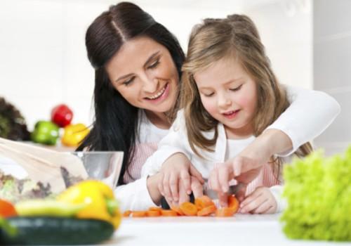 Kuidas köögis lapse arengut toetada?