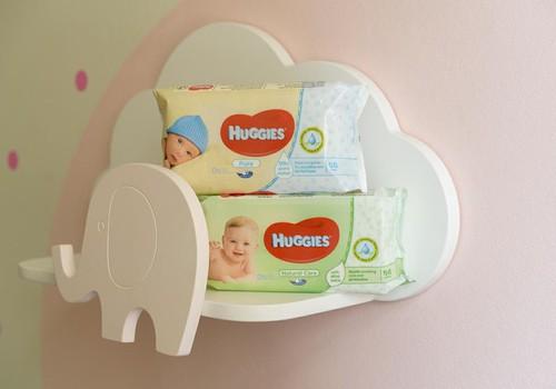 Huggies ® niisked salvrätikud - sel kevadel ja suvel emmede abiline nr 1!