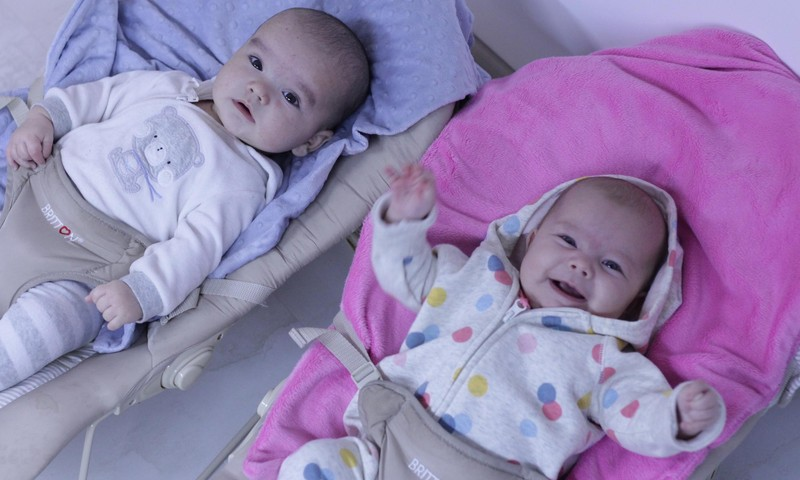 Raqueli elu kaksikutega: Meie päevakava