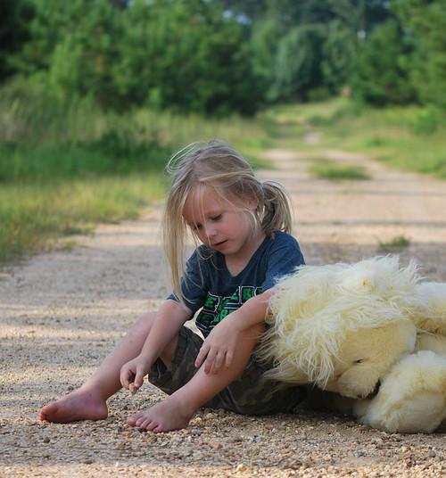 Mustus on lastele kasulik!