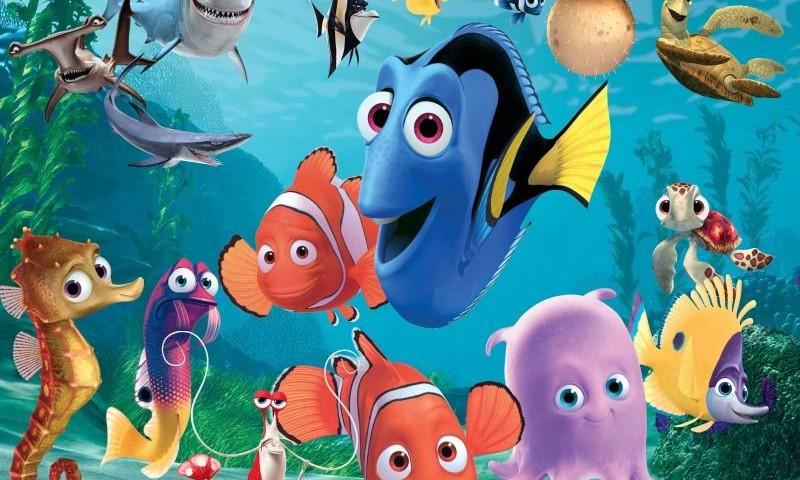 Kalade Nemo ja Dory looja aitas enneaegsel poisil ellu jääda