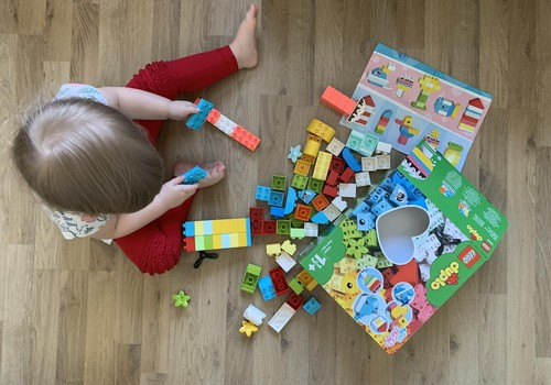 LEGO® DUPLO® komplekti Südamekarp arvustus