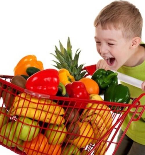 Põhjalik ülevaade: Kuidas toita last tervislikult?