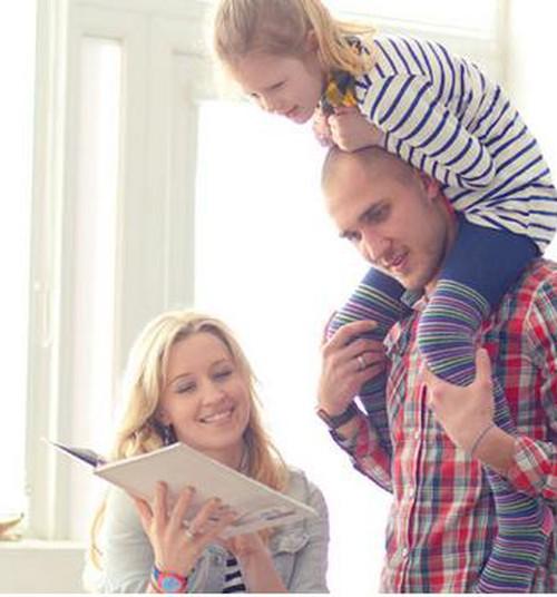 Jagatud hooldusõigus võib laste vaimsele tervisele hästi mõjuda