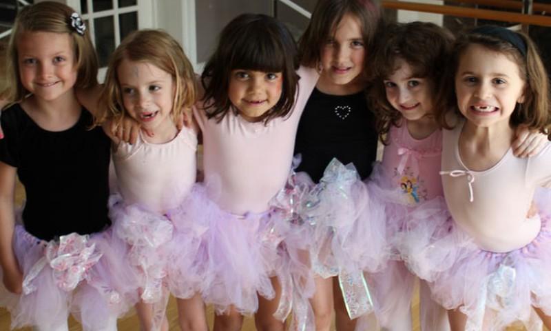 5 põhjust, miks laps balletitundi viia