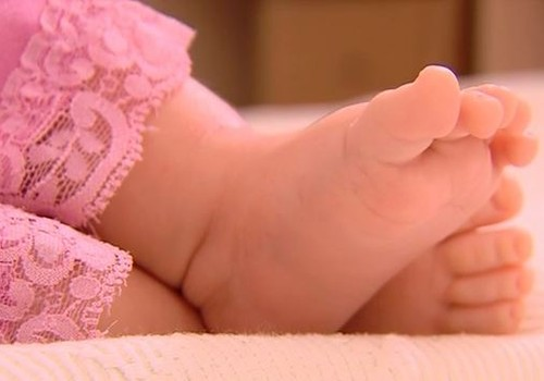 """""""Vastsündinu esimesed 12 nädalat"""":  millised meeled arenevad beebil esimesena?"""