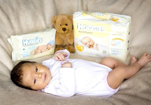 VIDEO: Uus Huggies ® Newborn on beebidele veelgi mugavam!