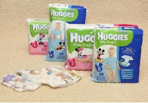 Kus poodides toimuvad sel nädalal Huggies ® Ultra Comfort tooteesitlused?