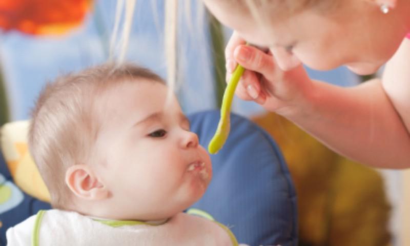 Ise beebile püreed valmistades võiks sinna lisada ka rasva