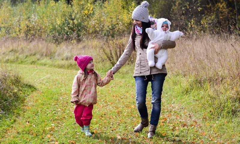 Parim kingitus, mida lapsele ellu kaasa anda saame, on õed-vennad