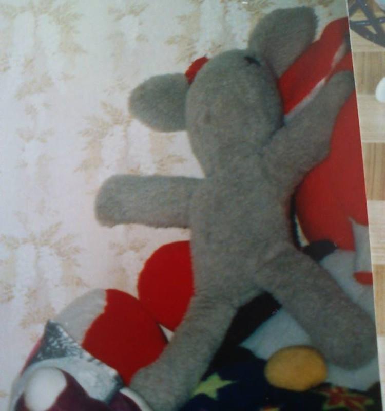 Minu lapsepõlve mänguasjad