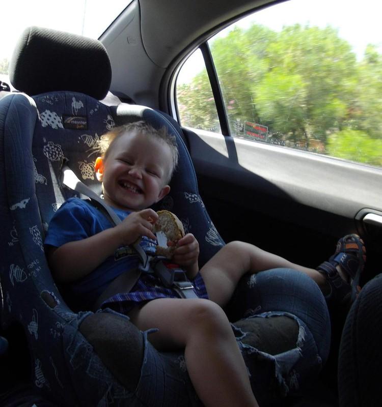 Kas lapsed sobivad reisikaaslasteks?