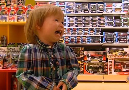 Beebi avastab maailma: kuidas käituda, kui lapsel on jonnihoog?