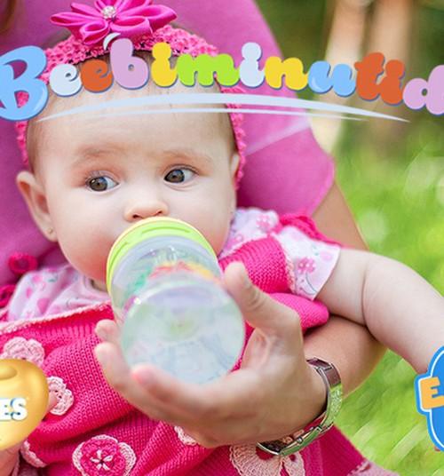 VIDEO! Beebiminutid: Millal võib beebile vett pakkuda?