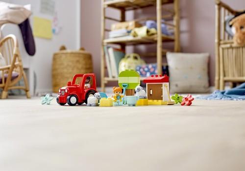 Kuidas arendada mängu kaudu lapse fantaasiat ja loovust?