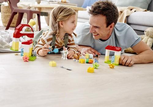 Kuidas lapsele tutvustada loomade maailma? Jaga oma soovitusi ja võida LEGO® DUPLO®!